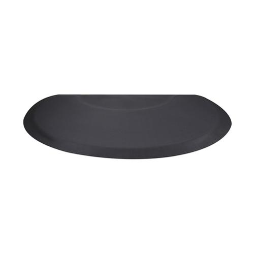 Half Circle Salon Mat 3×4