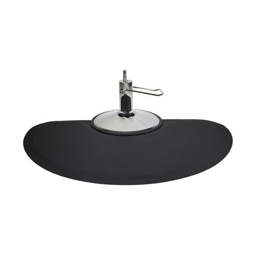 Half Circle Salon Mat 3×5