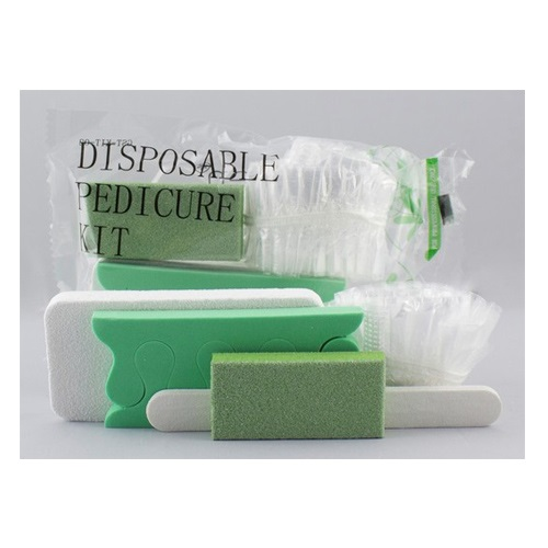 Keen 5-Piece Disposable Pedicure Kit