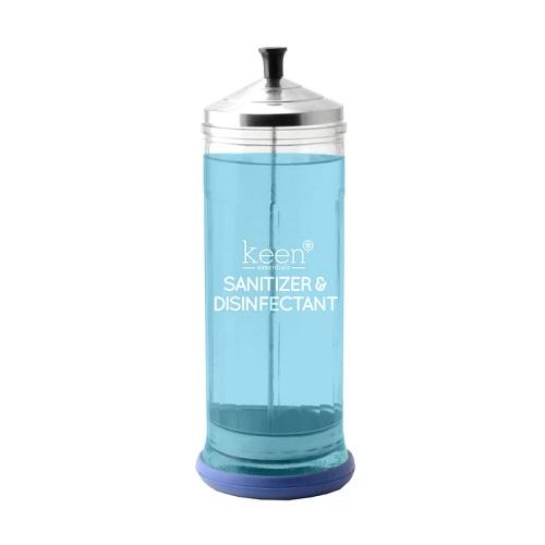 Keen Essentials Heavy Duty Sanitizer & Disinfectant Jar 37oz
