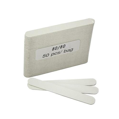 Mini Disposable Manicure File 80