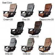 Amy Pedicure Spa Chair - 15