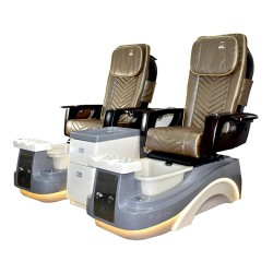 Andrew Double Pedicure Spa Chair - 1