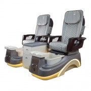 Andrew Double Pedicure Spa Chair - 3