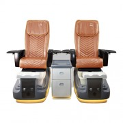 Andrew Double Pedicure Spa Chair - 4