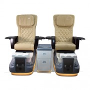 Andrew Double Pedicure Spa Chair - 5