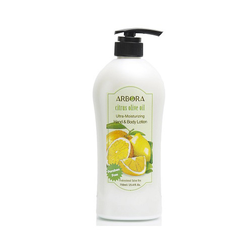 Arbora Hands and Body Lotion