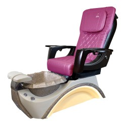 Dover 3D Pedicure Spa Chair - 10