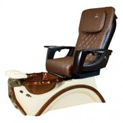 Dover 3D Pedicure Spa Chair - 2