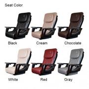 Dover 3D Snow White Pedicure Spa Chair - 7