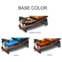 Florence Spa Pedicure Chair Base Color