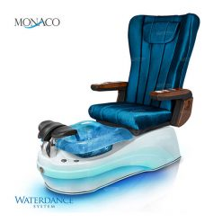 Monaco Spa Pedicure Chair Blue