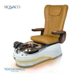 Monaco Spa Pedicure Chair Cappuchino 1