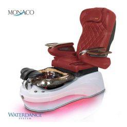 Monaco Spa Pedicure Chair Mahogany 1
