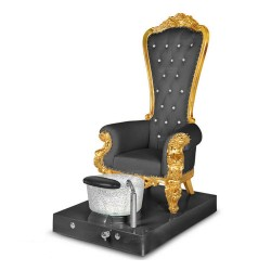 Queen Pedicure Platform Chair - 3