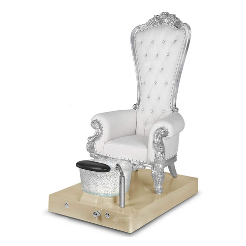 Queen Pedicure Platform Chair