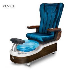 Venice Spa Pedicure Chair Blue