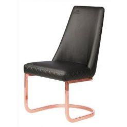8109rg Rose Gold Customer Chairs Diamond 5