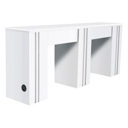 NM906D Double Nail Table - 01