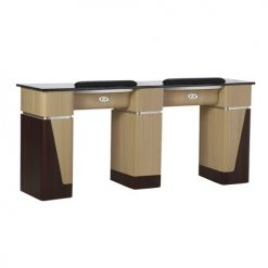 Nail Table T 06 Double (Ash / Rosewood)
