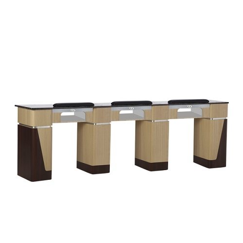 Nail Table T 06 G Triple (Ash / Rosewood)