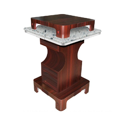 Avon I Square Nail Dryer Table