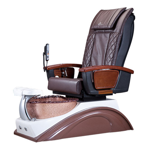 IQ A3 Dark Pink Pedicure Spa Chair