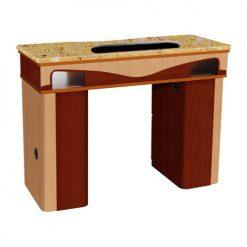 ITC J-10 Nail Table – Yellow Marble