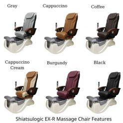 Serenity Ii Pedicure Spa Chair Full Ex