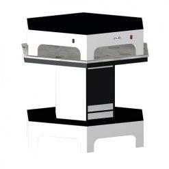 Custom Made Dryer Station UV-Hexagon