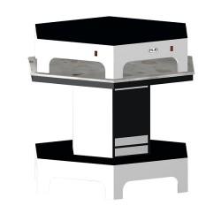 Custom Made Dryer Station UV-Hexagon - 1