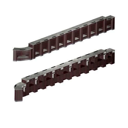 Custom Made Nail Bar 24