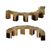 Custom Made Nail Bar Curved 5 - 1