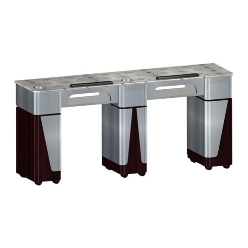 Custom Made Nail Table T06 Double