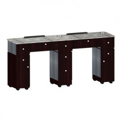 Custom Made Nail Table T06 Double