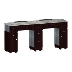 Custom Made Nail Table T06 Double - 2