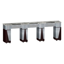 Custom Made Nail Table T06 Triple - 1