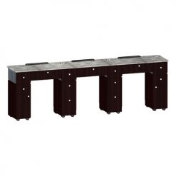 Custom Made Nail Table T06 Triple