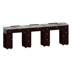Custom Made Nail Table T06 Triple - 2