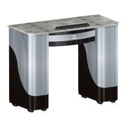 Custom Made Nail Table T105 - Cherry Aluminum - 1