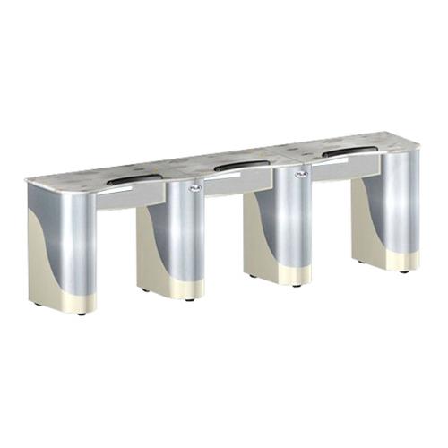 Custom Made Nail Table T105 Triple