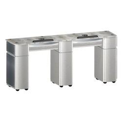 Custom Made Nail Table T39 Double - 1