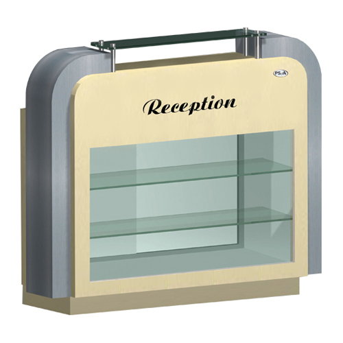 Custom Made Reception Desk C39