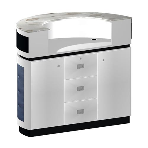 Custom Made Reception Desk C48P