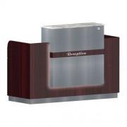 Custom Made Reception Desk C65 - 1