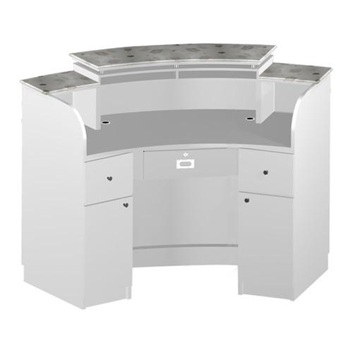 Custom Made Reception Desk K1