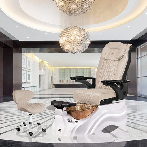 Pleroma Spa Pedicure Chair