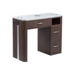VM312 Manicure Table with Vent - 1