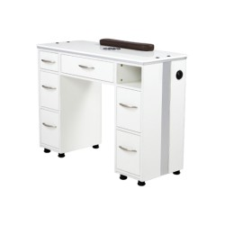 VM313 Manicure Table with Vent - 2