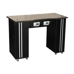 Adelle Manicure Table Black BUV - 1